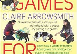 7 books to help you train your puppy